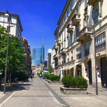 Bilocale Via Della Moscova